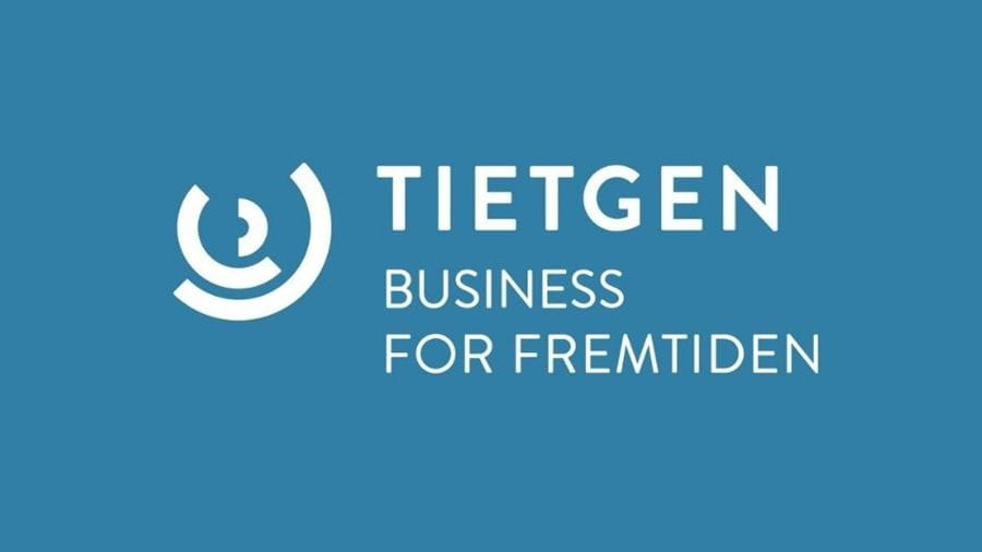 Logo Tietgen business